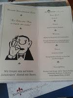 """Dialog & Dinner mit Loriot"" im Klosterhotel Neuzelle"